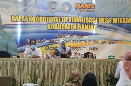 Optimalisasi Desa Wisata, PKK Banjar Inginkan Produk Berkualitas