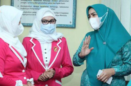Sinergikan Program, PPLIPI Silaturrahmi ke TP PKK Banjar